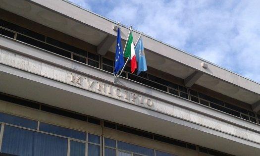 Municipio piazza Roma Aprilia