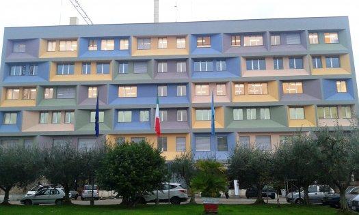 sede municipale piazza bersaglieri aprilia