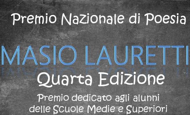 Premio di Poesia Masio Lauretti