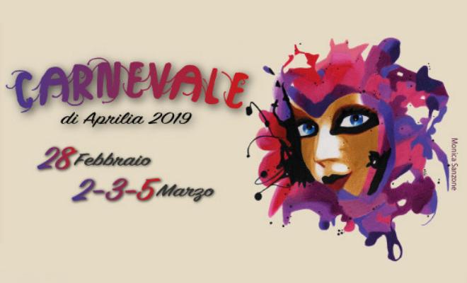 carnevale apriliano 2019